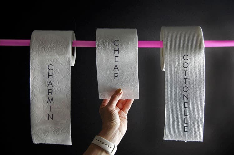 The Brand Of Toilet Paper You Should Never Use The Art