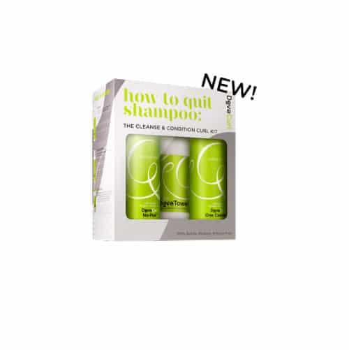 Quit Shampoo