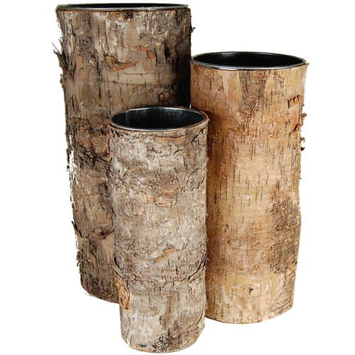 Stump vase
