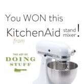 WHAT ARE YOUR APRIL FOOLS' DAY PLANS? PLUS THE WINNER OF THE MIXER!