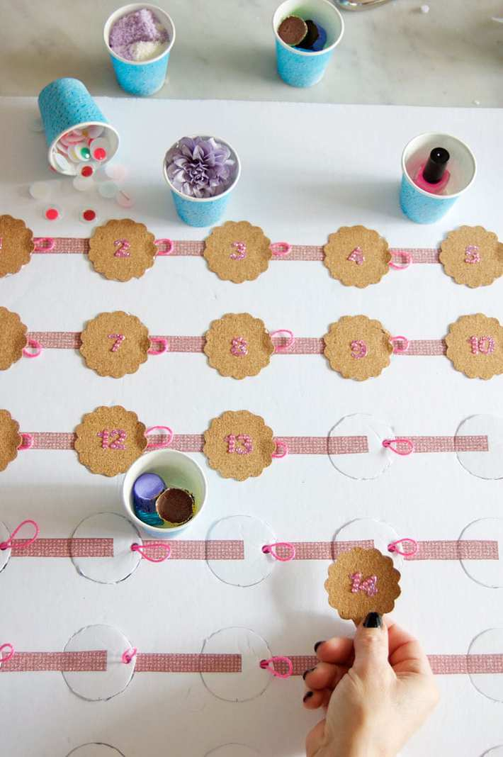 DIY-birthday-advent-numbers