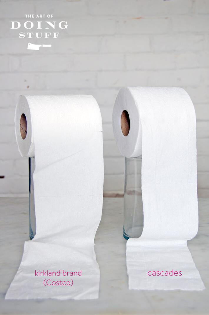 The Best Toilet paper for poor pipes or septic tanks.The Art of ...
