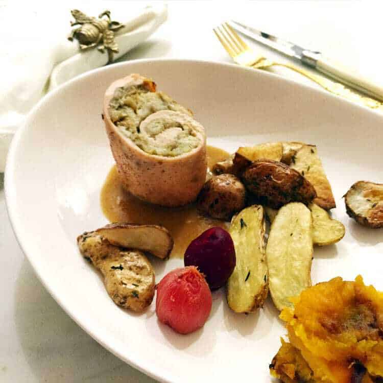 rolled-chicken-with-stuffing