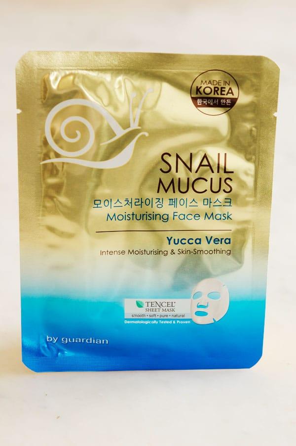snail-mucus