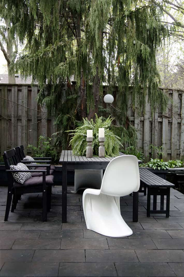 Diy Outdoor Furniture Hacking Restoration Hardware The
