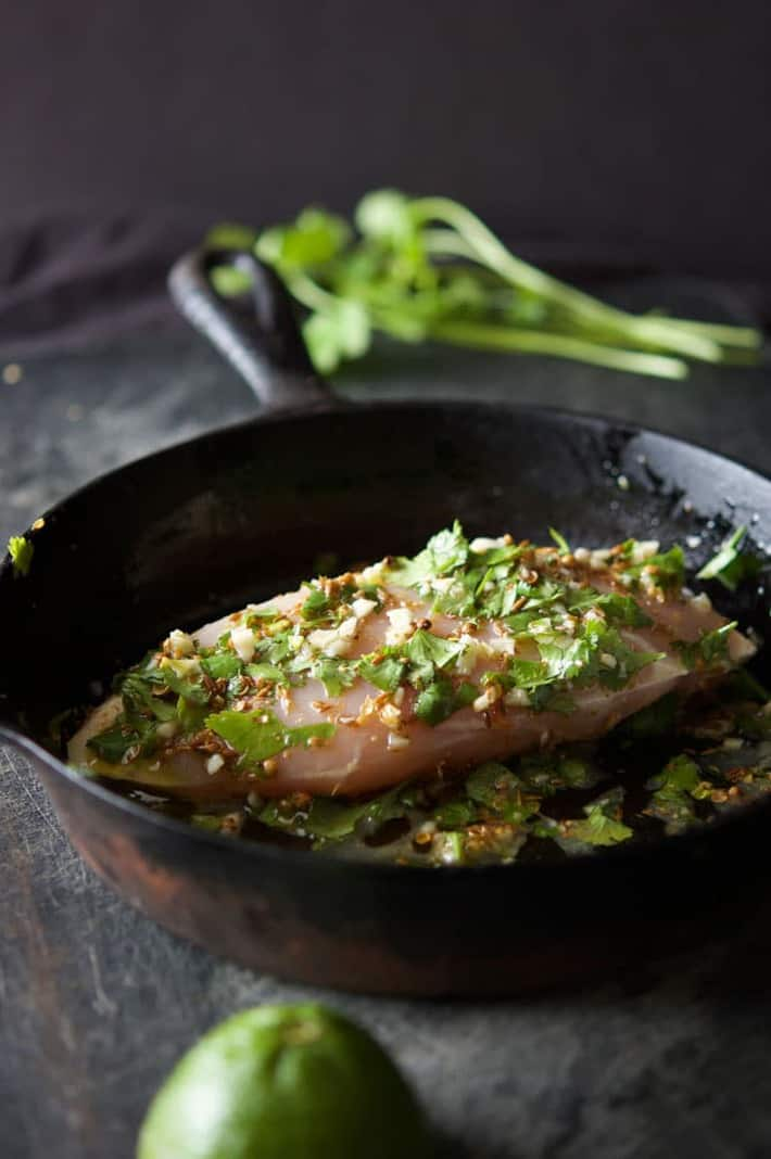 chicken-with-cilantro