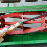 DO YOU KNOW HOW TO SHARPEN YOUR PUSH MOWER?