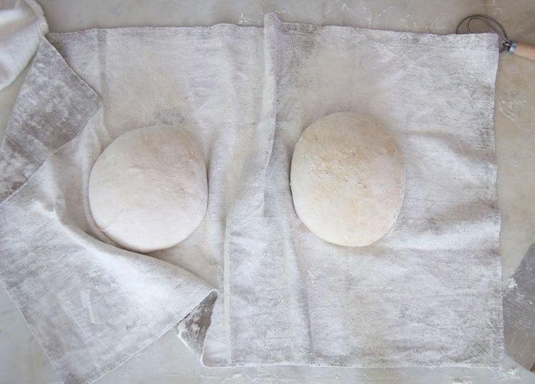 resting-dough