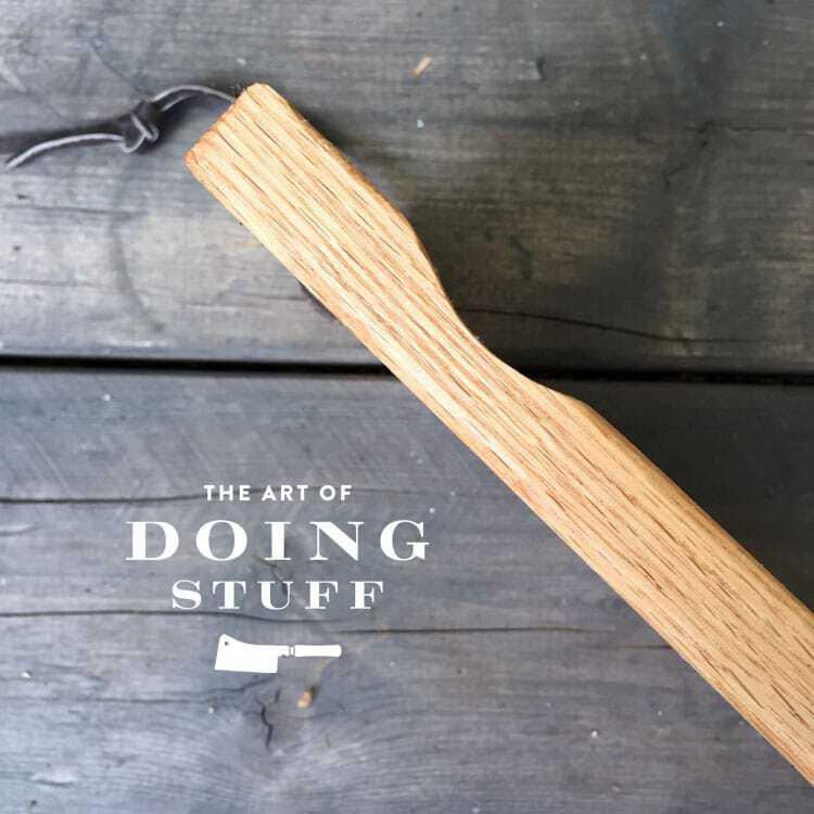 BBQ-scraper-handle