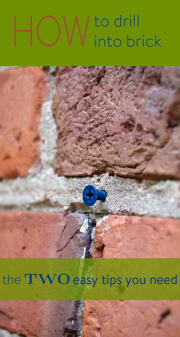 How To Attach Anything Into Brick Easily The Art Of Doing