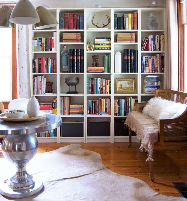 Billy-Bookcases