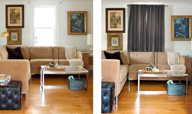 dark-gray-curtains