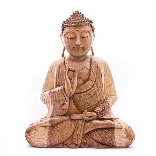 wooden-buddha