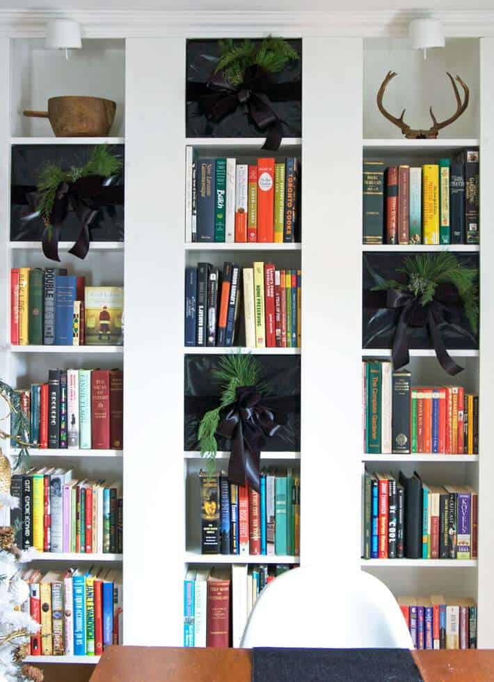 bookcase-presents