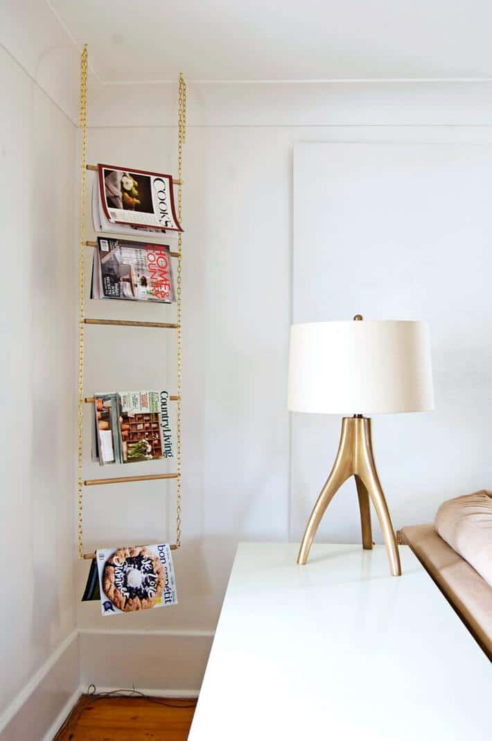 hanging-DIY-magazine-rack