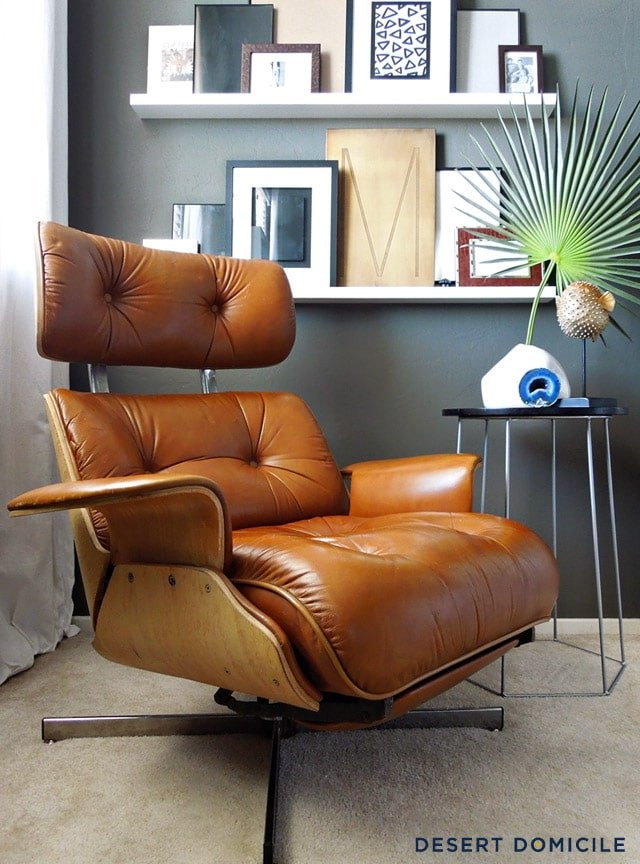 All This Obsessive Research Into Chairs Led Me To This U2026 The Plycraft  Knockoff Of The Eames Lounge Chair As Designed By George Muhlhouser.