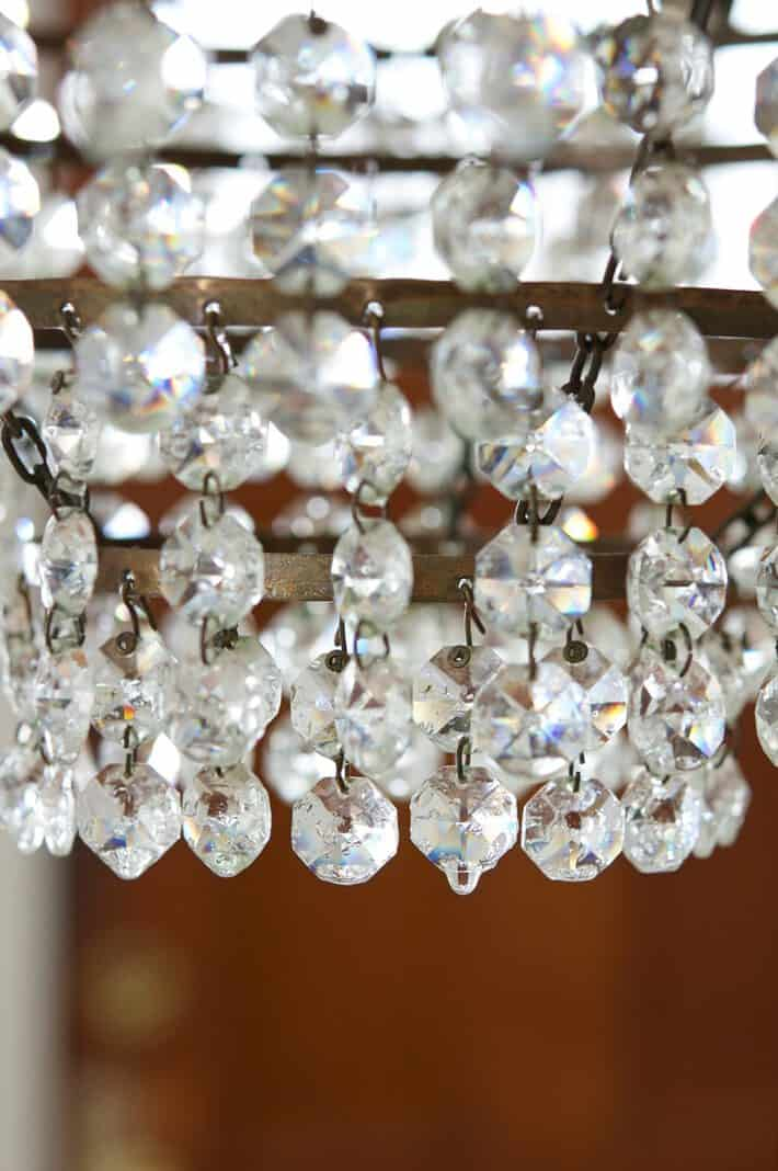 Diy Chandelier Spray Cleaner