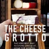 THE CHEESE GROTTO. A HUMIDOR FOR YOUR CHEESE.