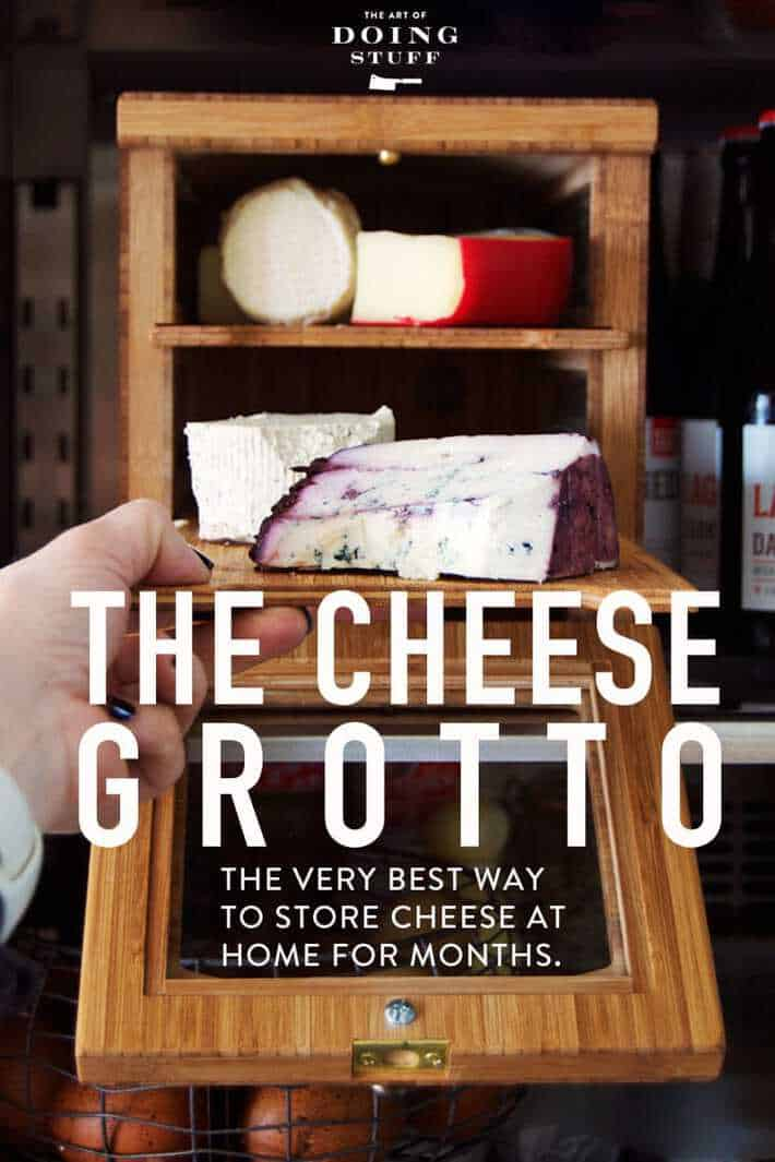 Cheese Grotto