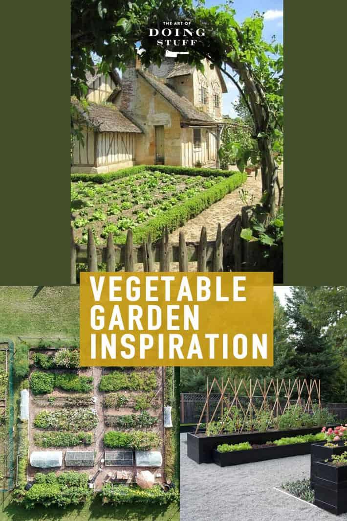 Vegetable Gardening Inspiration. This Year\'s Gardening Has Begun.