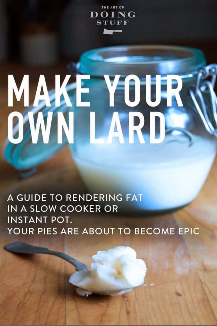 How to eat lard 86