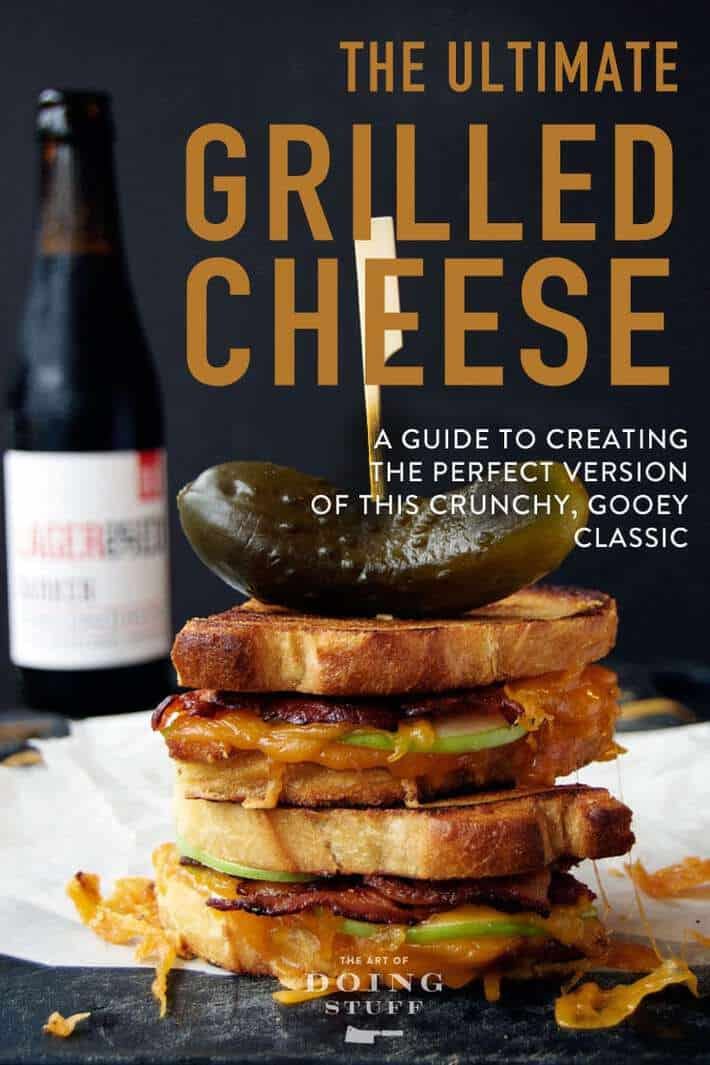 the best grilled cheese recipe