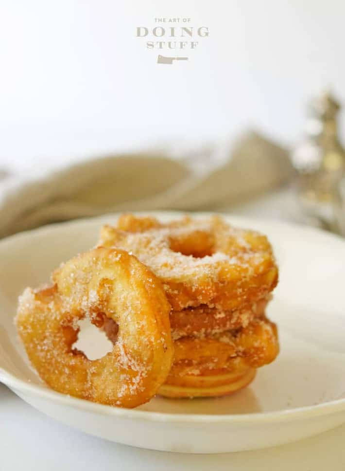 RHUBARB FRITTERS. A FRITTER BATTER YOU CAN USE FOR ...