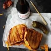THE BEST GRILLED CHEESE YOU'LL EVER EAT.