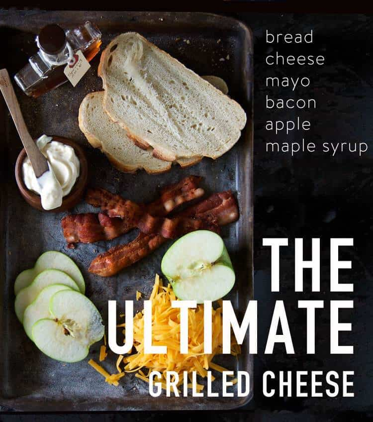 the best grilled cheese ingredients