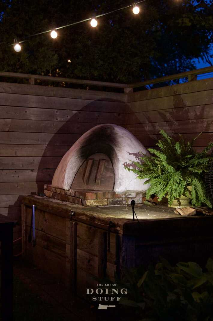 make your backyard badass with led lighting the art of doing