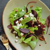 IT'S SALAD SEASON!   4 EASY DRESSINGS TO MAKE THIS SUMMER.