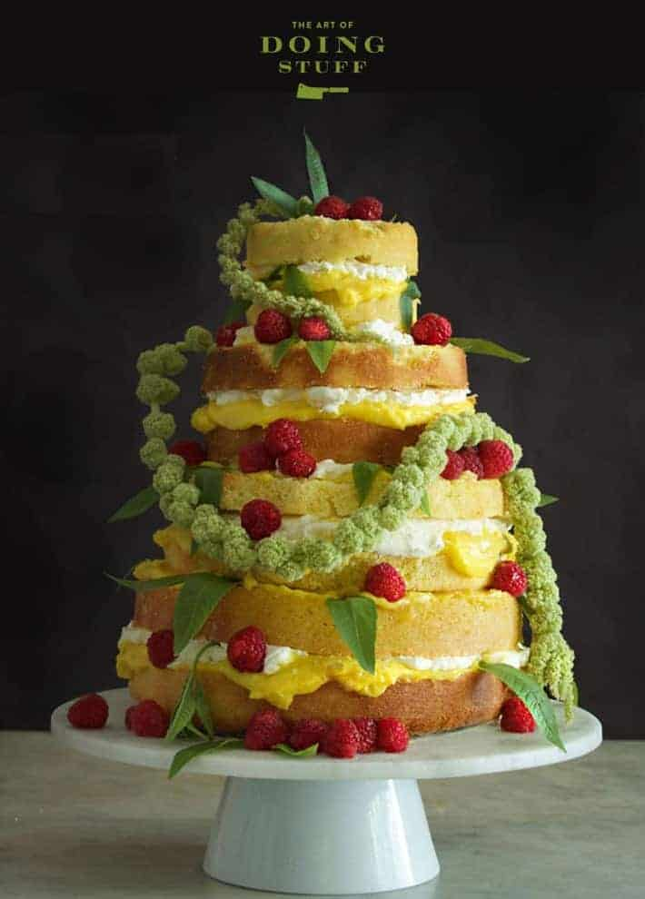 naked cake lemon curd recipe