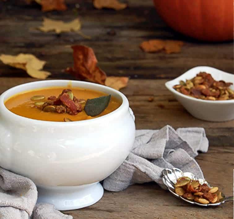 Pumpkin Soup Recipe The Art of Doing Stuff