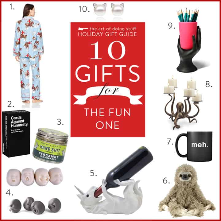 The Ultimate Holiday Gift Guide 2017