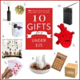 HOSTESS, STOCKING AND UNDER $25 GIFTS!