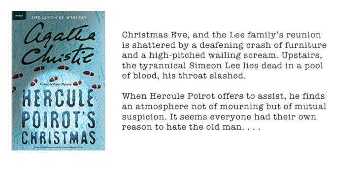 Hercule Poirot's Christmas - Mystery