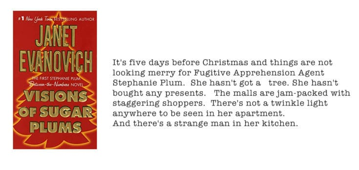 Visions of Sugar Plums: A Stephanie Plum Holiday Novel - Humour/crime/romance