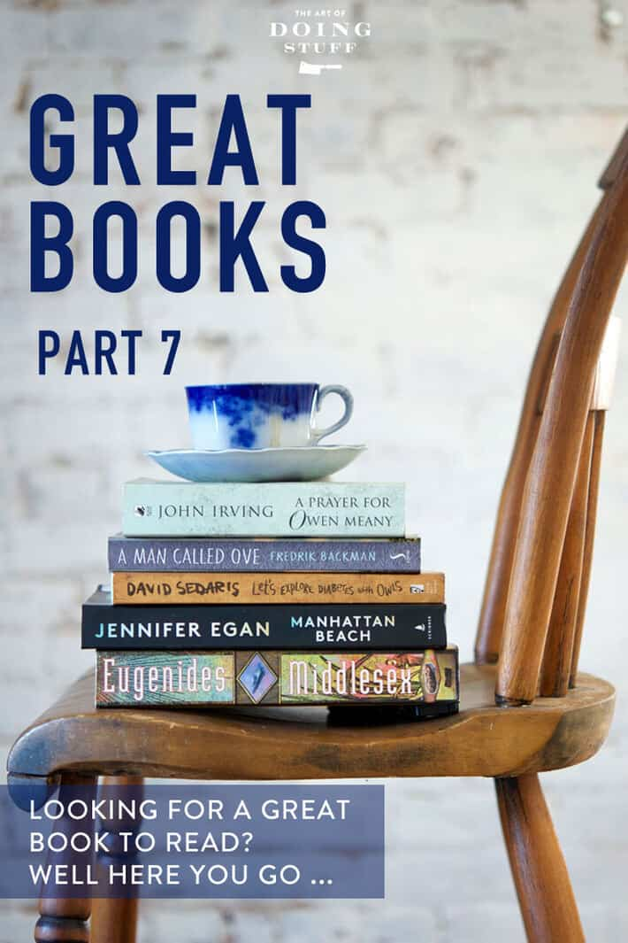 Looking for a great book to read?  Who isn't!  This list should get you started.