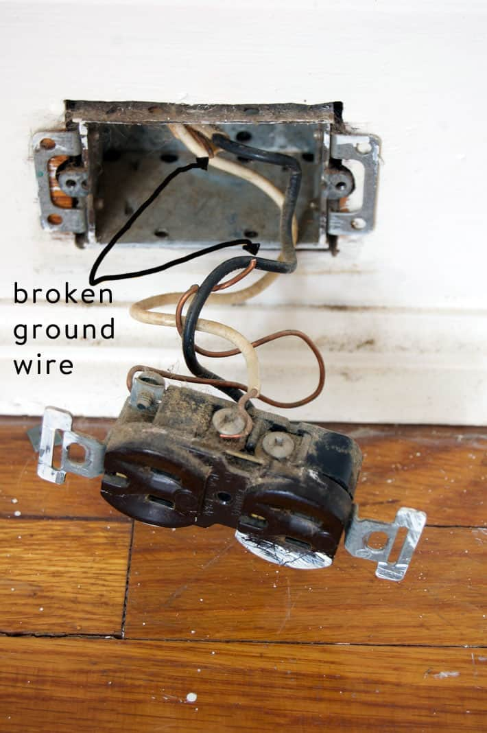 Old House Wiring Types - Wiring Diagram G11 on