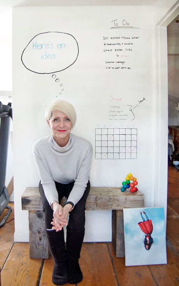 Diy Dry Erase Wall Forget The Board Erasable Walls Are