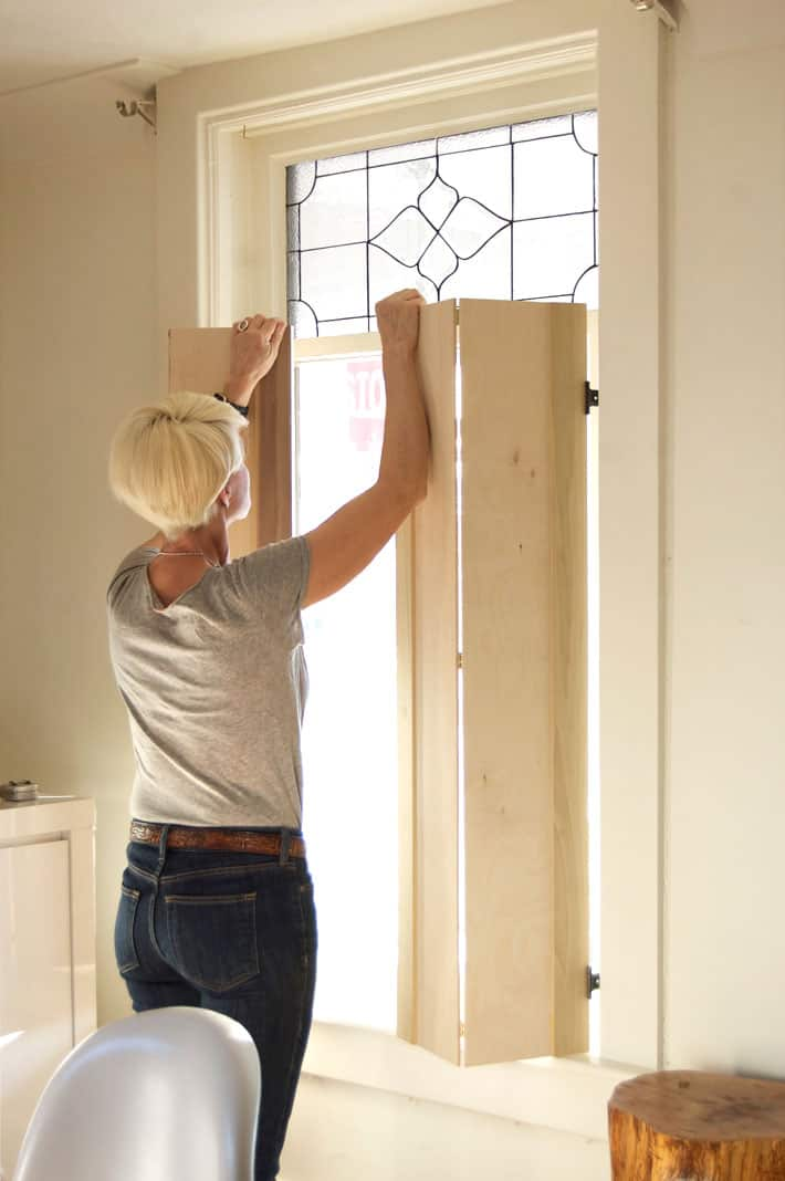 How To Build Interior Window Shutters The Art Of Doing Stuff