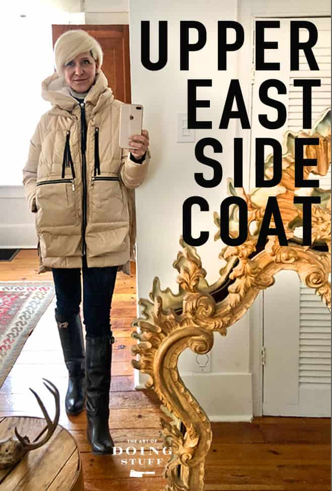The Upper East Side Coat.