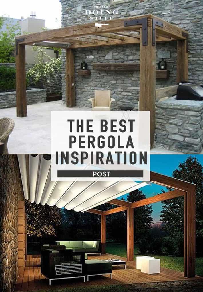 The World\'s Most Fantastic Pergolas.