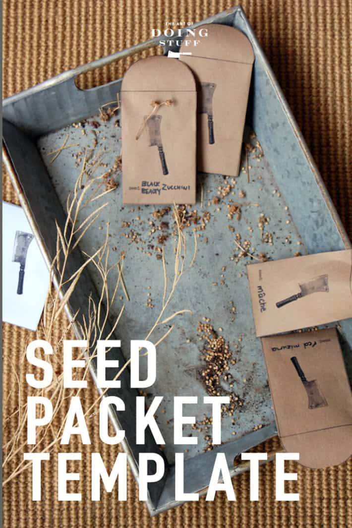 Art of Doing Stuff Seed Saving Packets<br></noscript>Free Download