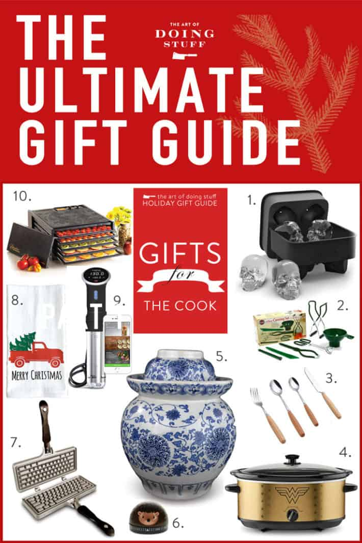 The Ultimate Holiday Gift Guide 2018