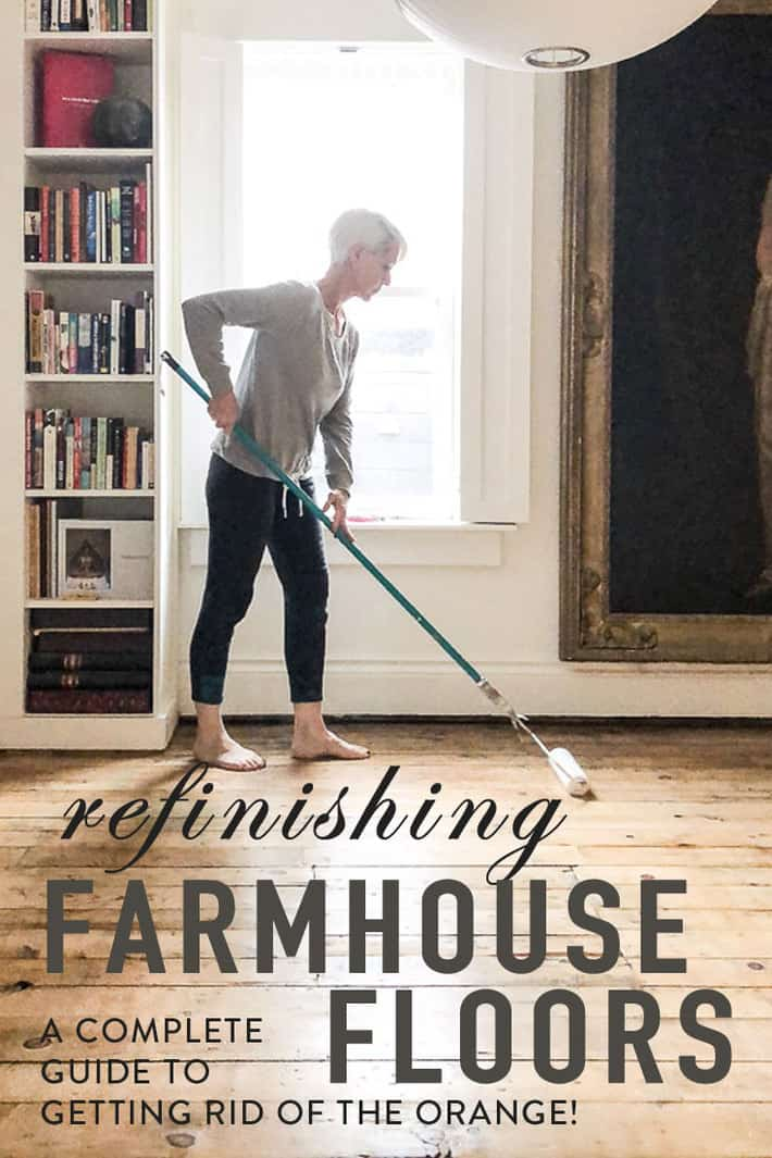 A Modern Way to Refinish Old Floors. A Complete Step by Step Guide