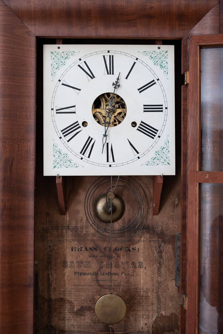What It's Like to Go To An Auction & Buy A Clock  By Accident  | The