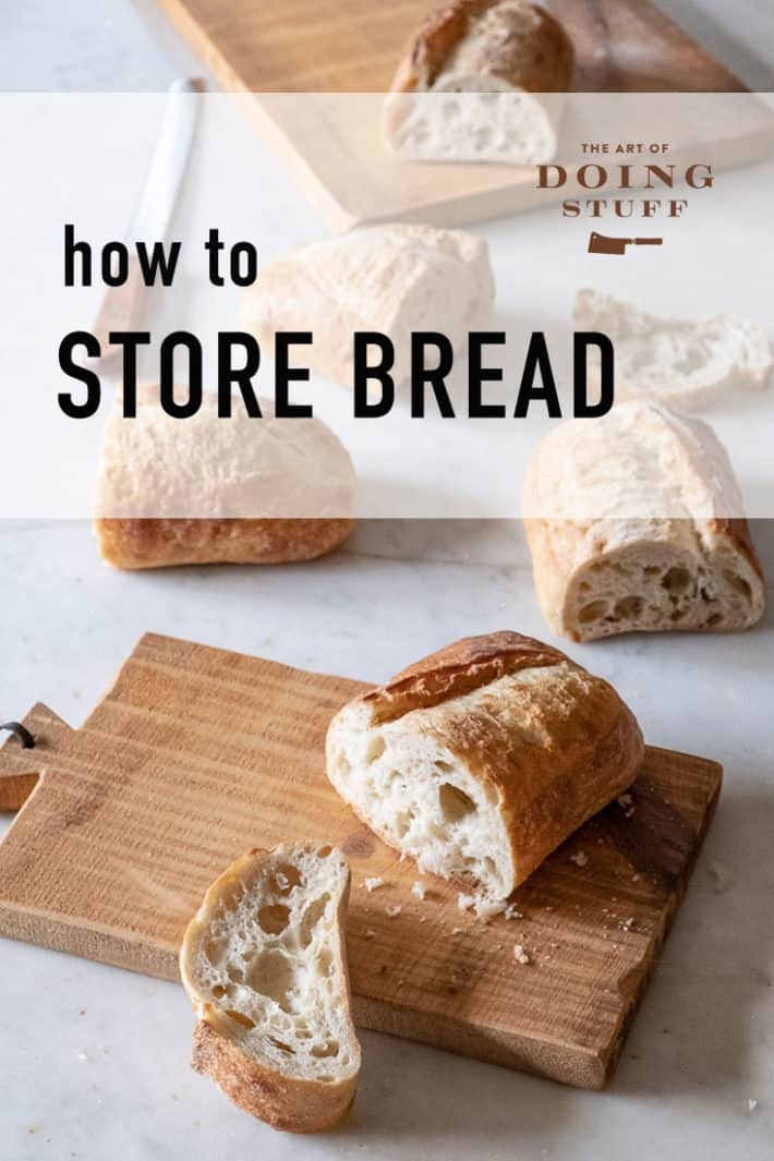 The Best Way to Keep Your Bread Fresh