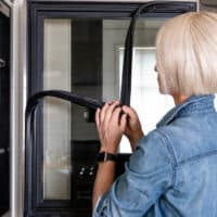 How to Replace a Fridge Gasket!