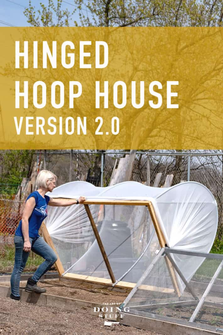 The Hinged Hoop House 2.0